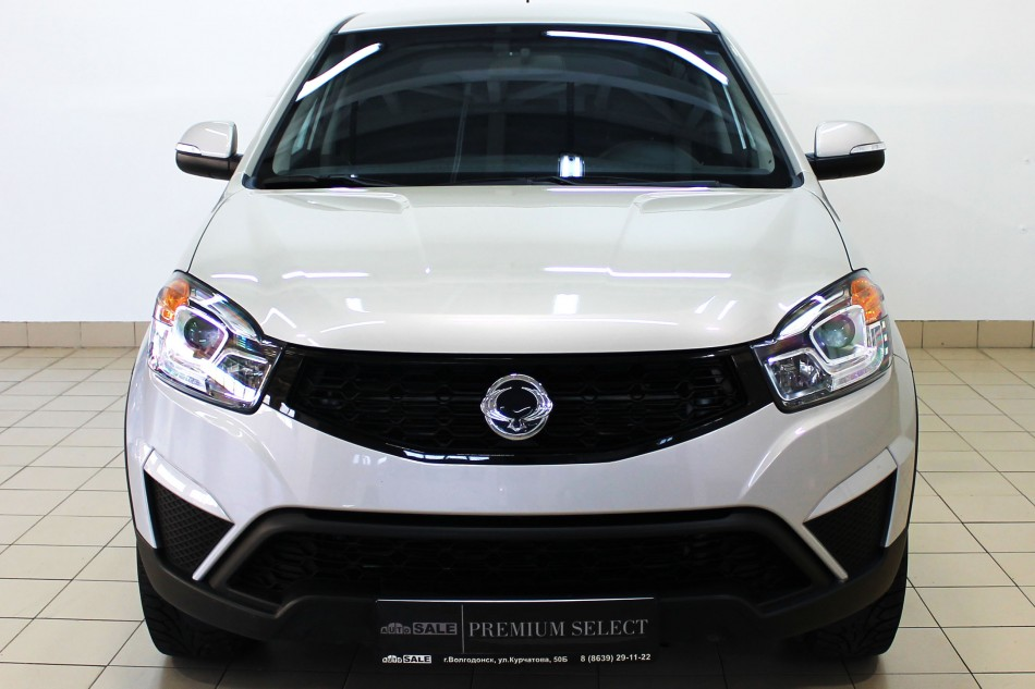 SsangYong Action 028675
